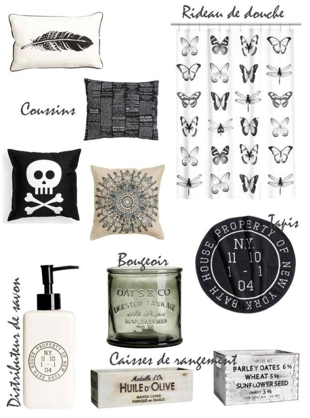 h m home a dit quoi bleu noisette. Black Bedroom Furniture Sets. Home Design Ideas